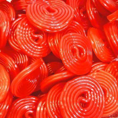 Belts, Laces, Cables & Pencils  Candy crazy.co.uk cherry liquorice wheels 5287 1 pekm500x500ekm 400x400