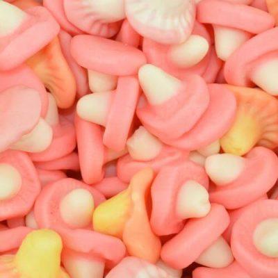 Foamy Sweets  Candy crazy.co.uk foam mushrooms 99 pekm500x500ekm 400x400